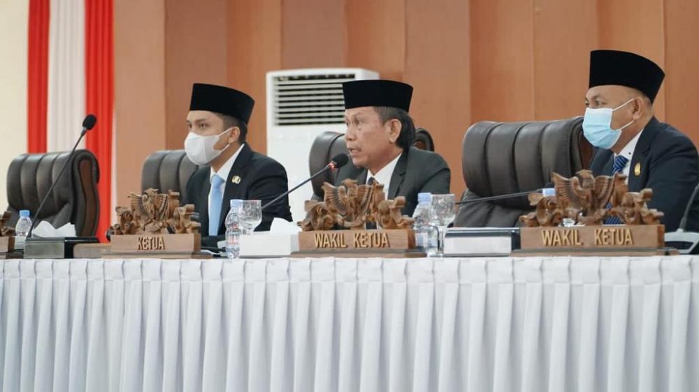 DPRD Ogan Ilir Sahkan 6 Raperda Baru, Salahsatunya Raperda Pariwasata