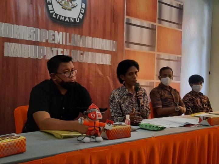 Dianggap Salah Langkah, KPU Ogan Ilir Surati MA Minta Gugatan Paslon 2 Ditolak
