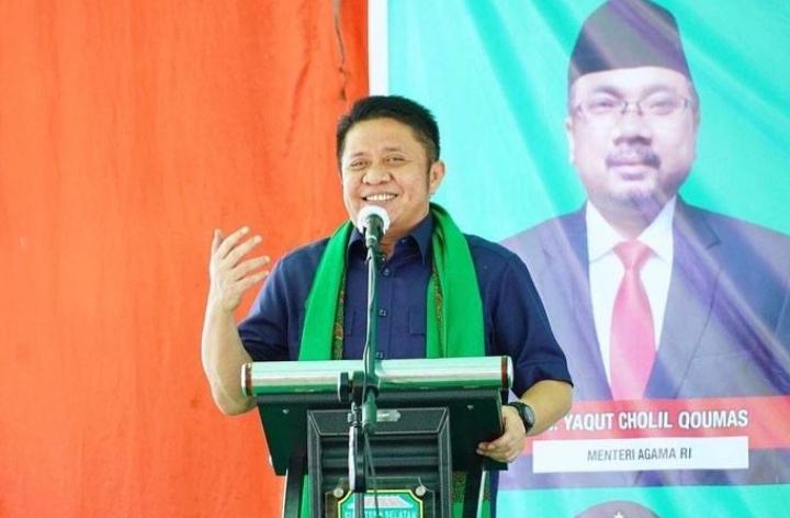 Gubernur HD Launching Percepatan Vaksinasi Santri Ponpes se-Sumsel