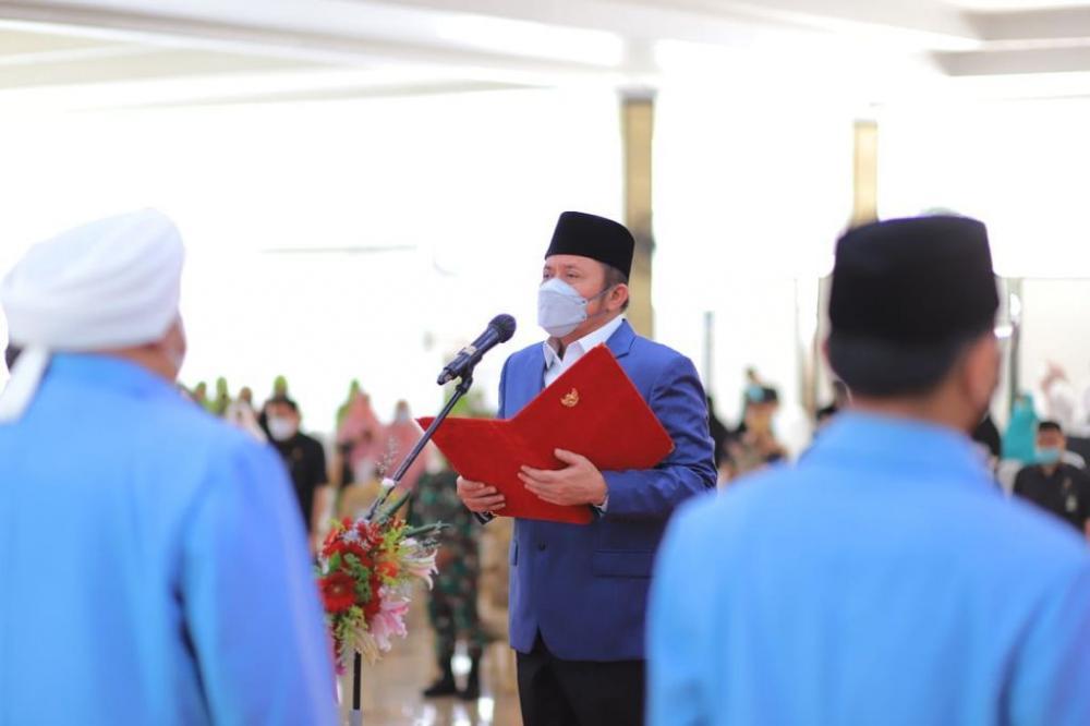 Herman Deru Kukuhkan FU3SS Kuatkan Pondasi Pembangunan Sumsel