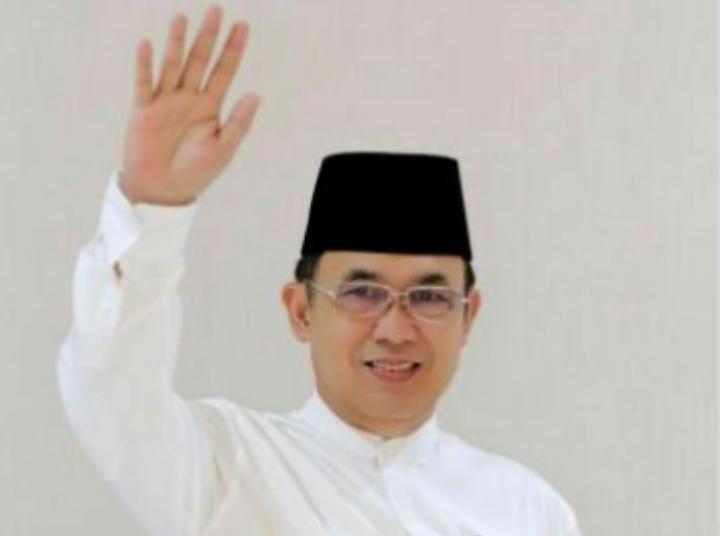 Jejak Langkah Eddy Santana Putra Membangun Kota Palembang