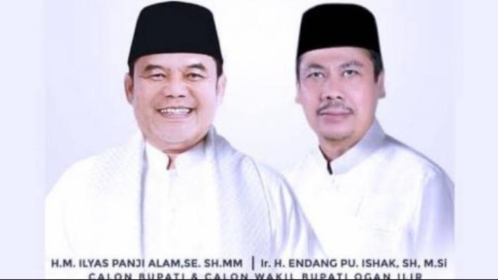 Kabar Pilkada, KPU Ogan Ilir Diskualifikasi Paslon Ilyas-Endang