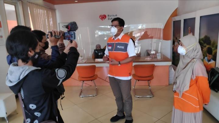 PPKM Darurat, Rumah Zakat Distribusikan Bantuan Kesehatan dan Logistik
