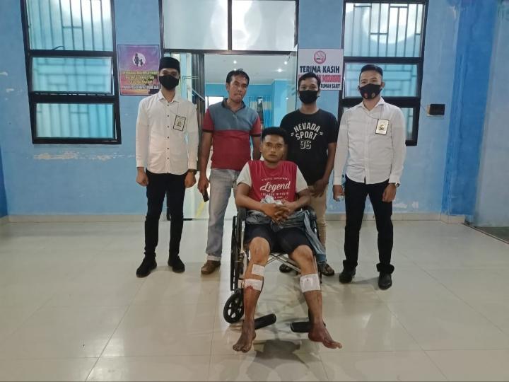 Pelaku Pembegalan Wartawan di OKU Timur Dihadiahi Timah Panas