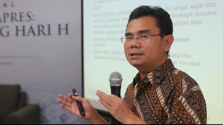 Survei LSI: Kepercayaan Terhadap Jokowi Merosot di Bawah 50 Persen