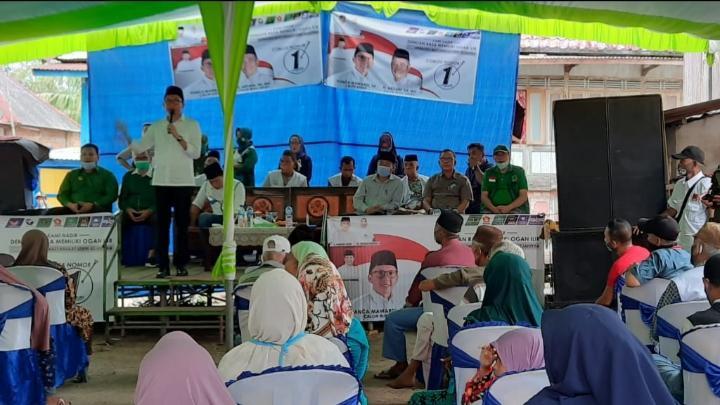 Terpilih Jadi Bupati, Panca Inginkan Perusahaan Prioritaskan Terima Pekerja Lokal