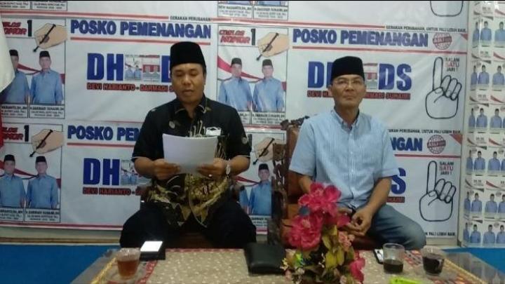 Update Pilkada PALI, Gugatan DHDS di MK Masuki Tahap Registrasi